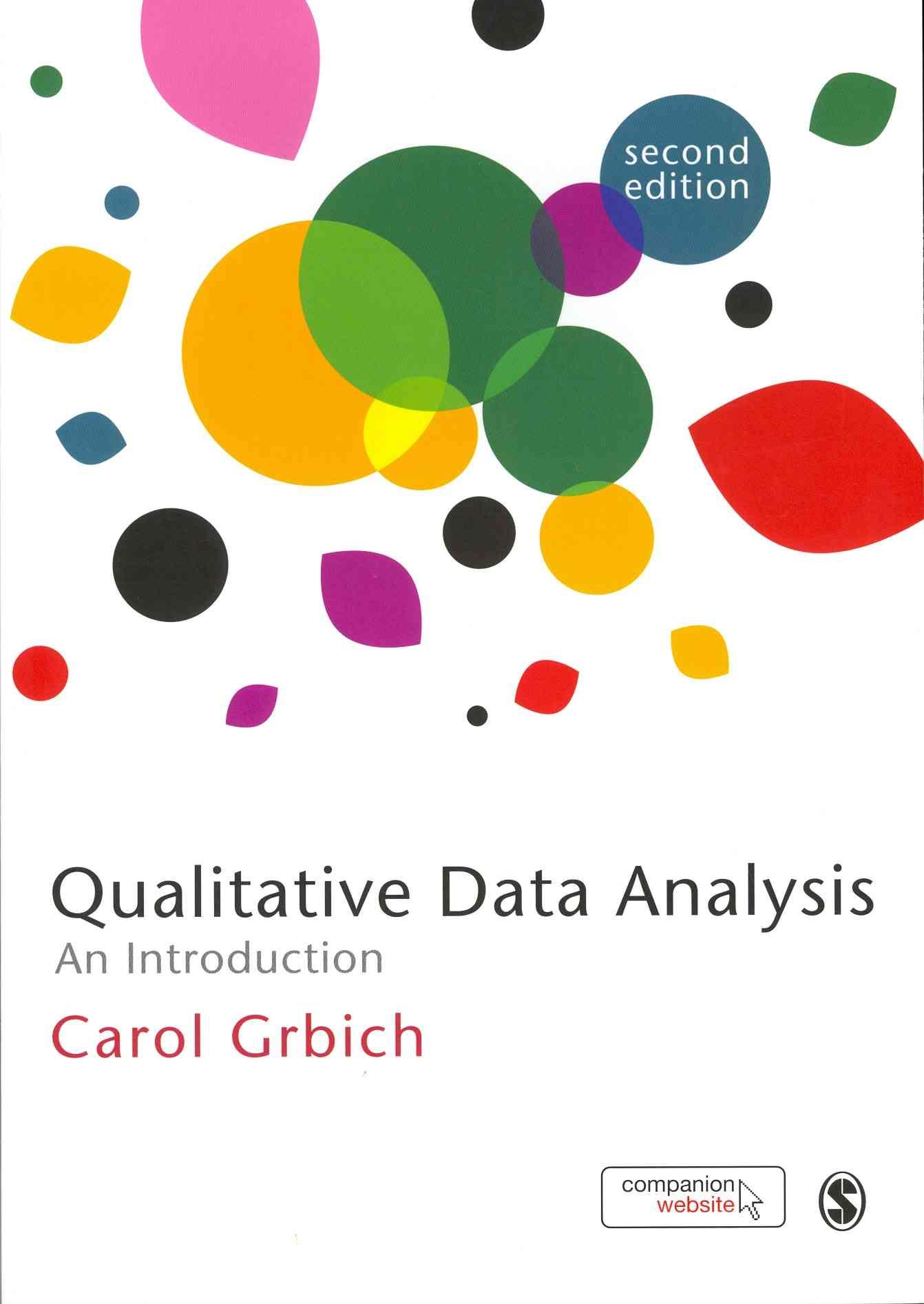 Qualitative Data Analysis By Grbich, Carol